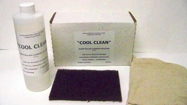 Cool-Clean Roller Cleaning Kit