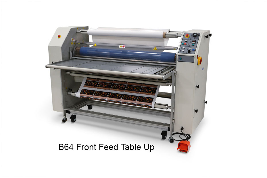 "Ledco 64"" Hot Roll Laminator/Mounter"