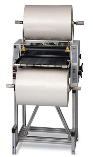 "Ledco 15"" HD Laminator with Automatic Feeder and Finish Cutter"