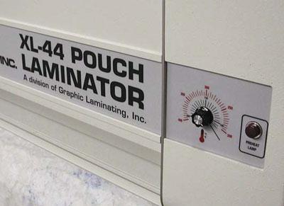 Ledco Xl Series Pouch Mounting Laminator 4 702 00 Ledco
