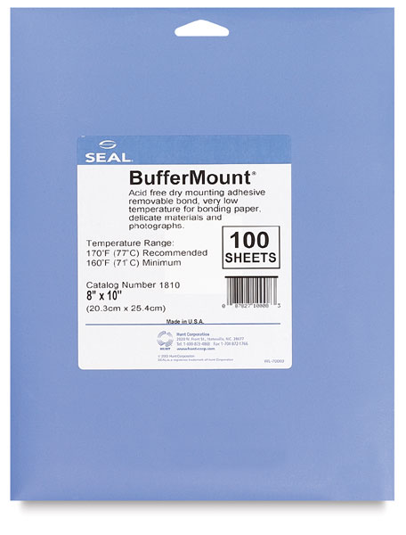 Bienfang BufferMount Dry Mount Tissue