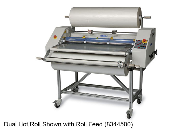 "Ledco Dual Hot Roll Laminator, (HRD) Digital 44"" $16,569.32"