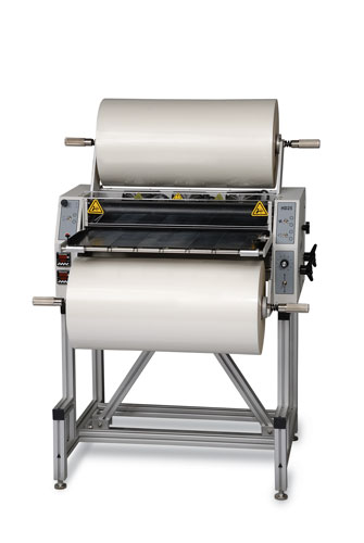 "Ledco 25"" HD Industrial Laminator 'Workhorse' $10,097.73"