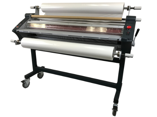 "TCC-1200 45"" Hot and Cold Laminator"
